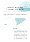 Status and Management of Mississippi River Fisheries