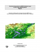 Technical Assessment of MRCS Wetland Layer for the Lower Mekong Basin Report