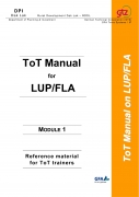 ToT Manual for LUP/FLAReference material for ToT trainers  Module 1