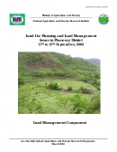 Land Use Planning and Land Management Issues in Phonesay District 17th to 27th September, 2002.