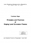 Technical Paper   Principles and Practices of Sloping Land Extension   Finance