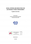 Social Criteria and Indicators for Sustainable Forest ManagementA Guide to ILO texts