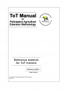 Reference material for ToT trainers