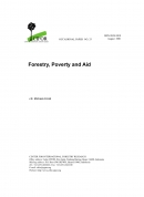 Forests, Poverty and Aid