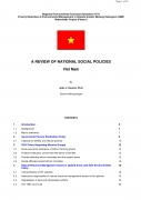 A Review of National Social Policies   Viet Nam