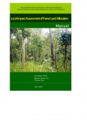Local Impact Assessment of Forest Land Allocation: Manual