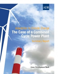Adaptation to Climate Change: The Case of a Combined Cycle Power Plant